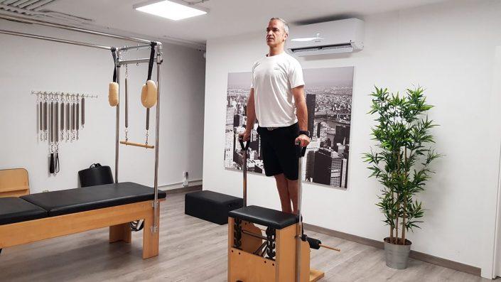 Estudio de Pilates de clases individuales en Guadalmina
