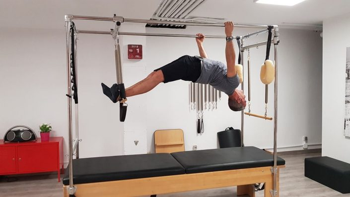 Alvaro Croce instructor de Pilates en Marbella