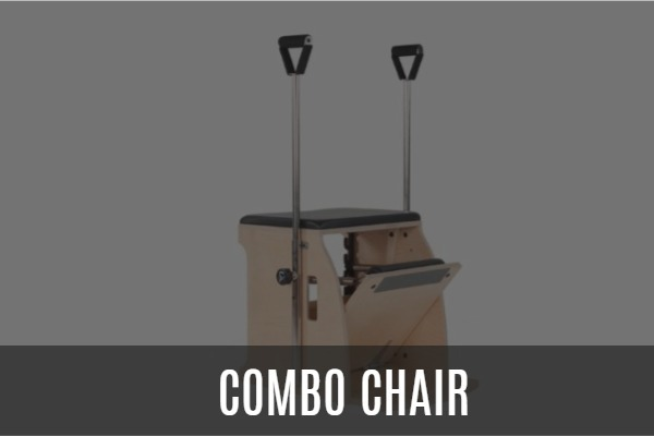 COMBO CHAIR PILATES ONE2ONE